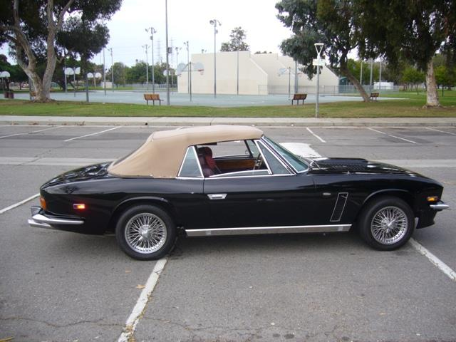 1974 JENSEN INTERCEPTOR CVTBLE | 944232