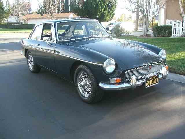 1968 MG B GT | 944234