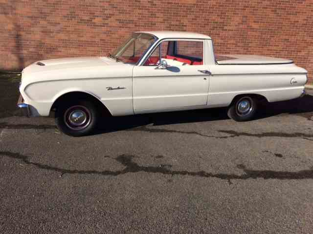 1963 Ford Ranchero | 944236