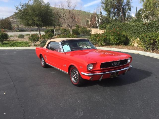 1966 Ford Mustang | 944238