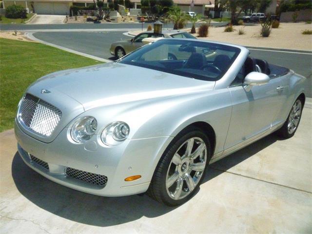 2009 BENTLEY GTC CABRIOLET   944244