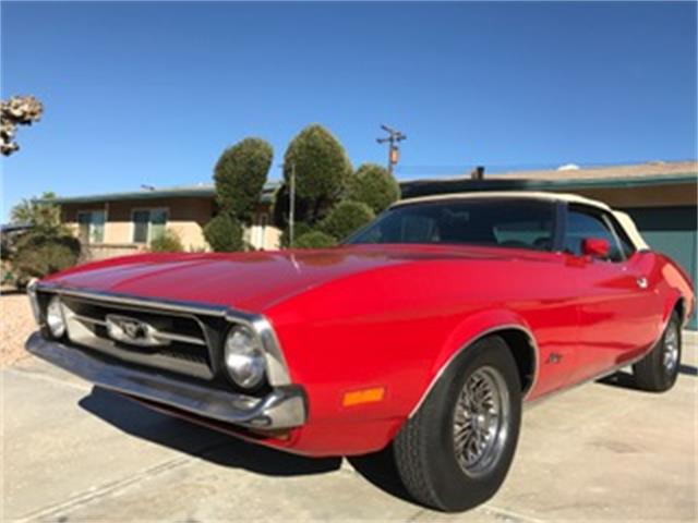 1972 Ford Mustang | 944247