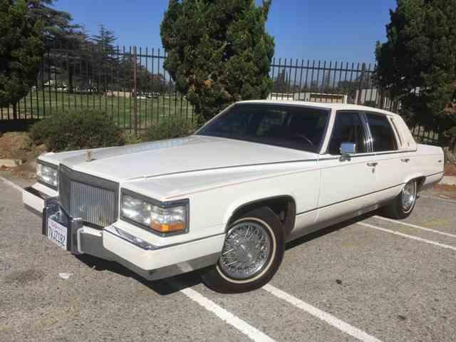 1992 Cadillac Brougham d'Elegance | 944248