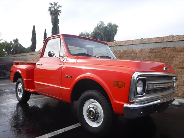 1970 GMC C10 PICK UP | 944250