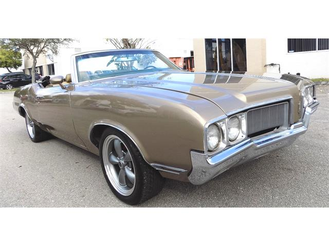 1970 Oldsmobile Cutlass | 944256