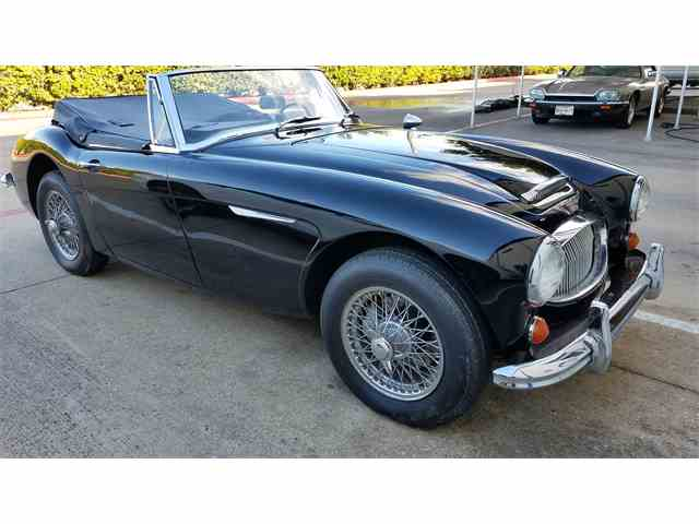 1966 Austin-Healey 3000 Mark II | 944258