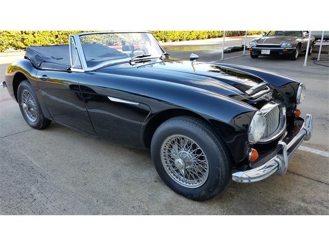 1966 Austin-Healey 3000 Mark II | 944258