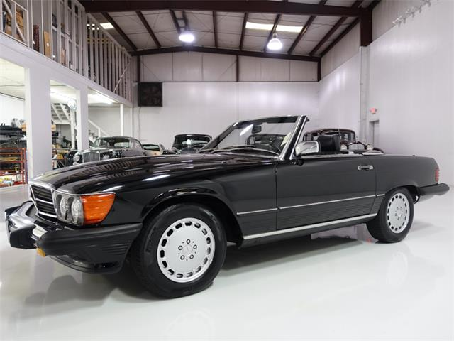 1988 Mercedes-Benz 560SL | 944259