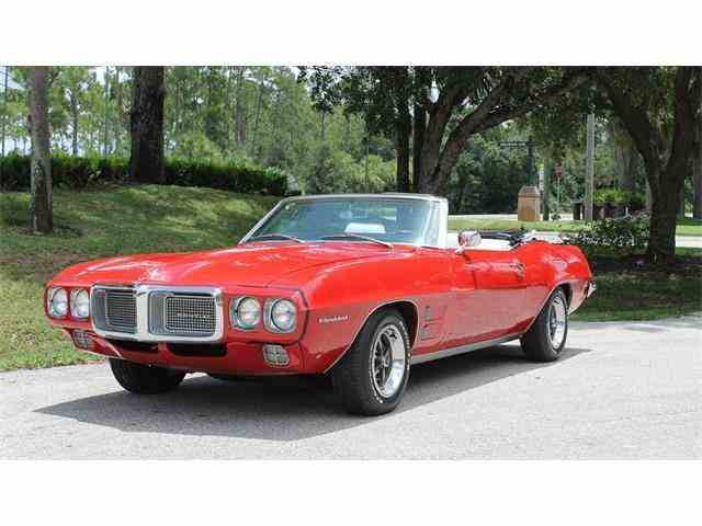 1969 Pontiac Firebird | 944262
