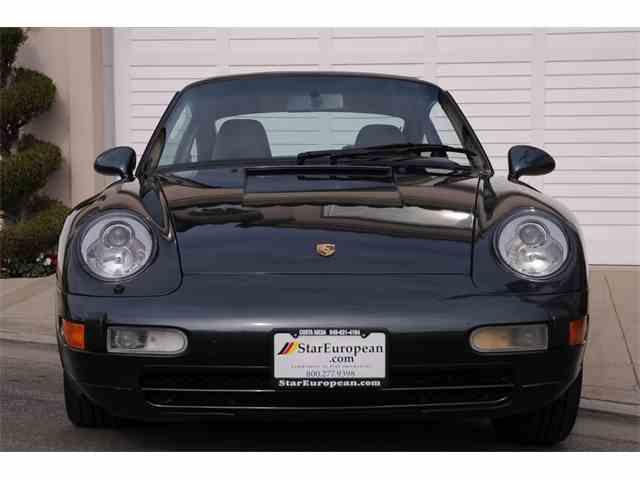 1995 Porsche 911 / 993  | 944271