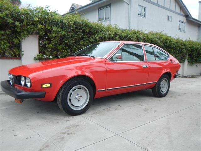 1977 Alfa Romeo gtv Alfetta berlina  | 944275