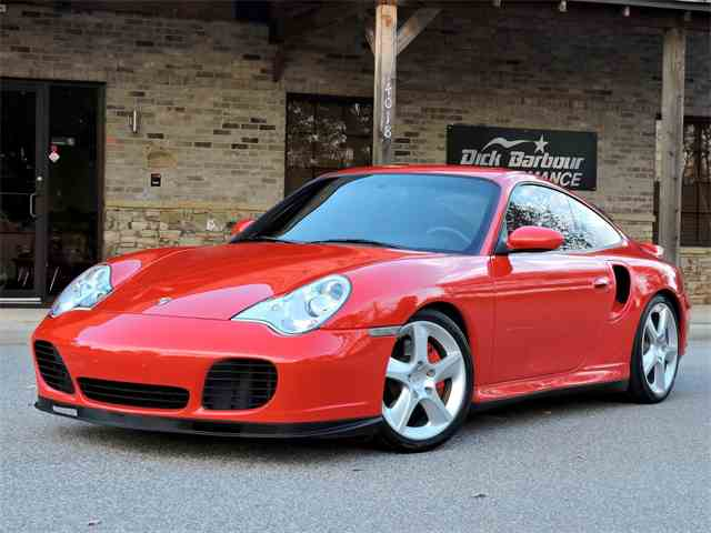 2003 Porsche 911 Carrera Turbo | 944277
