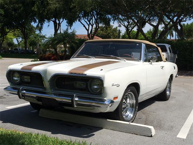 1969 Plymouth Barracuda | 940428