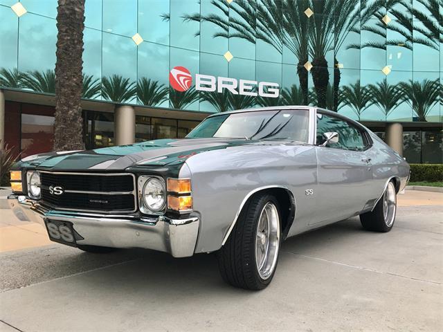 1971 Chevrolet Chevelle Malibu | 944285