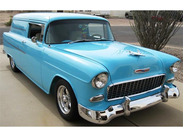 1955 Chevrolet Sedan Delivery | 940429