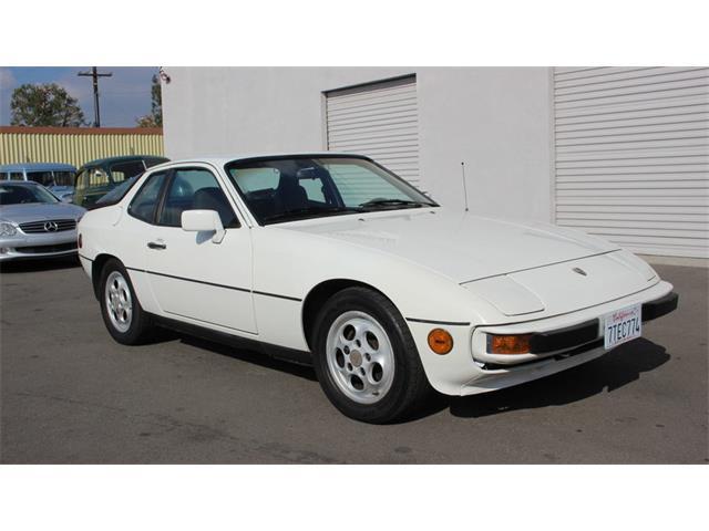 1987 Porsche 924S | 944306