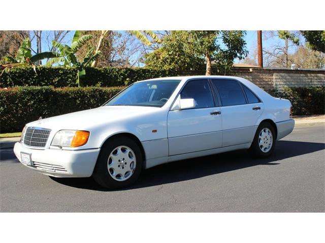 1993 Mercedes-Benz 400SEL | 944307