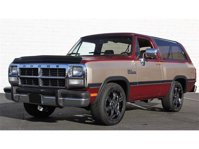 1993 Dodge Ramcharger | 944309