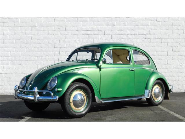 1957 Volkswagen Beetle | 944311