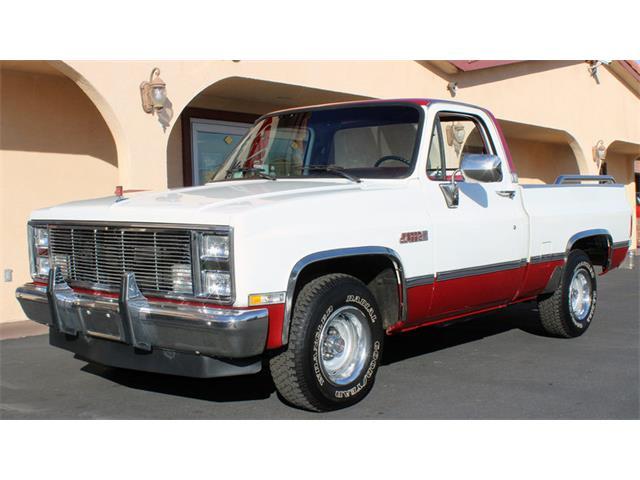 1987 GMC 1500 | 944312