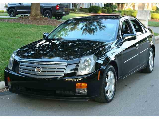 2003 Cadillac CTS   940432