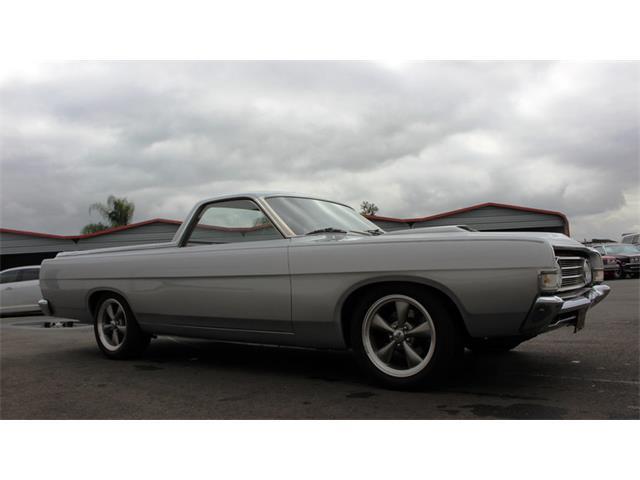 1969 Ford Ranchero | 944320