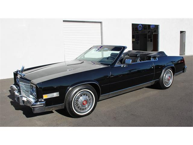 1985 Cadillac Eldorado | 944323
