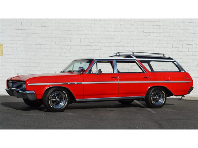 1965 Buick Custom Sportwagon | 944325