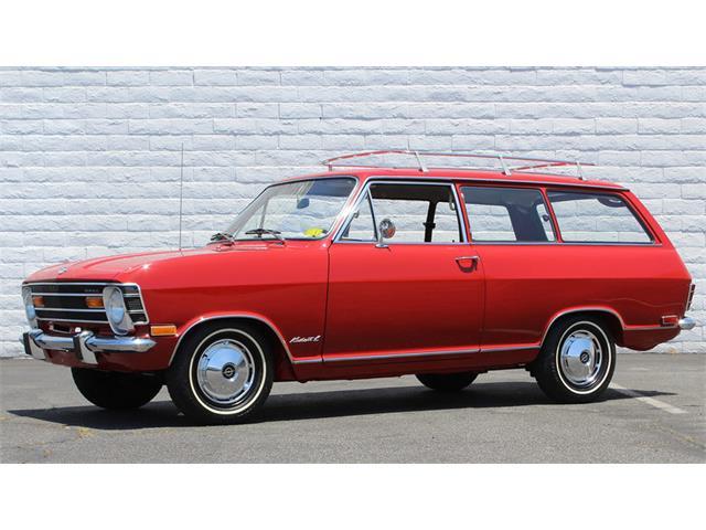1968 Opel Kadett L | 944328