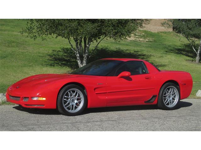 2001 Chevrolet Corvette Z06 | 944329
