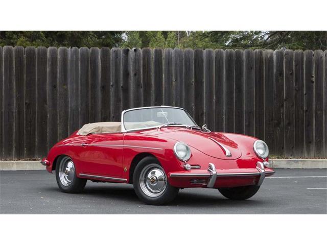 1960 Porsche 356B | 944330