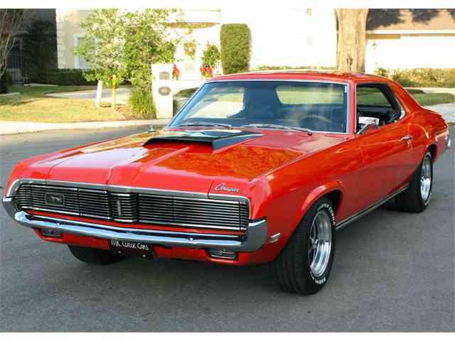 1969 Mercury Cougar | 940434