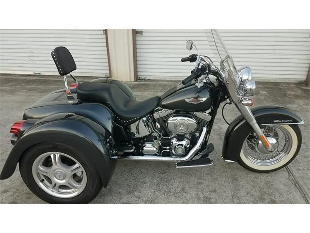 2007 Harley-Davidson FLST Trike | 944343