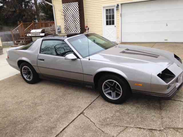 Picture of '84 Camaro Z28 - K8NU