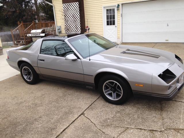 1984 Chevrolet Camaro Z28 | 944346