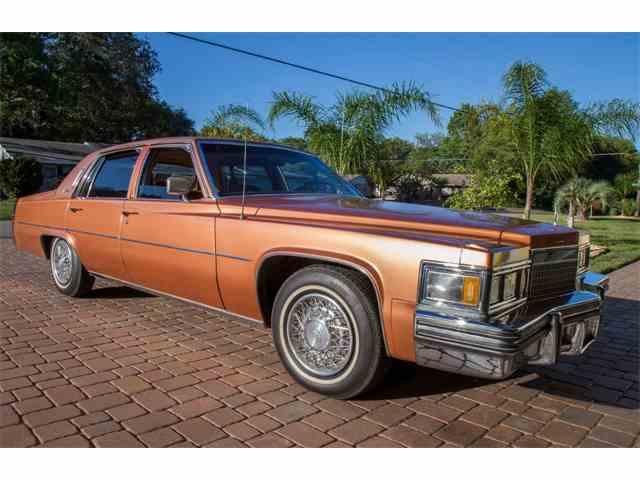 1979 Cadillac DeVille | 944347