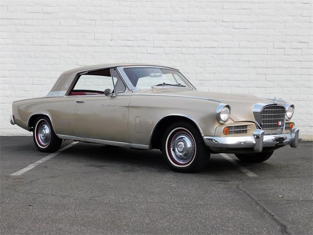 1963 Studebaker Gran Turismo | 944348