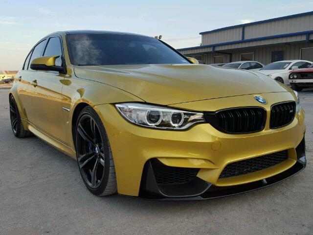 2015 BMW M3 | 944352