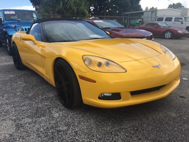 2005 Chevrolet Corvette | 944365
