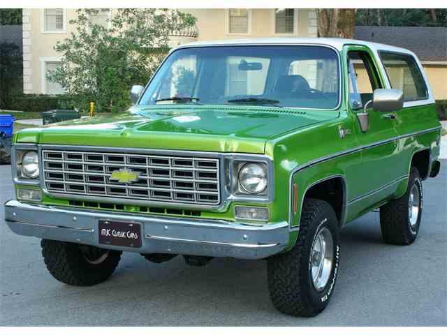 1976 Chevrolet Blazer | 940438