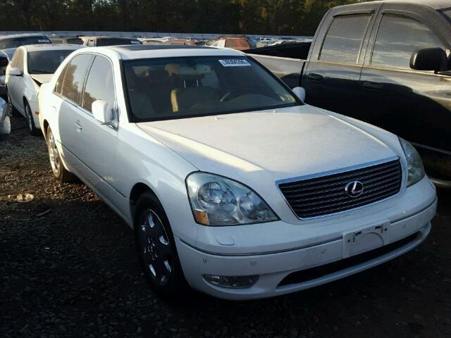 2001 Lexus LS430 | 944386