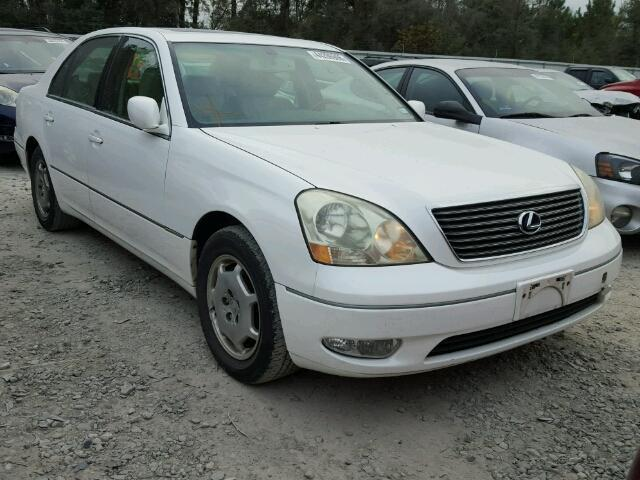 2002 Lexus LS430 | 944388