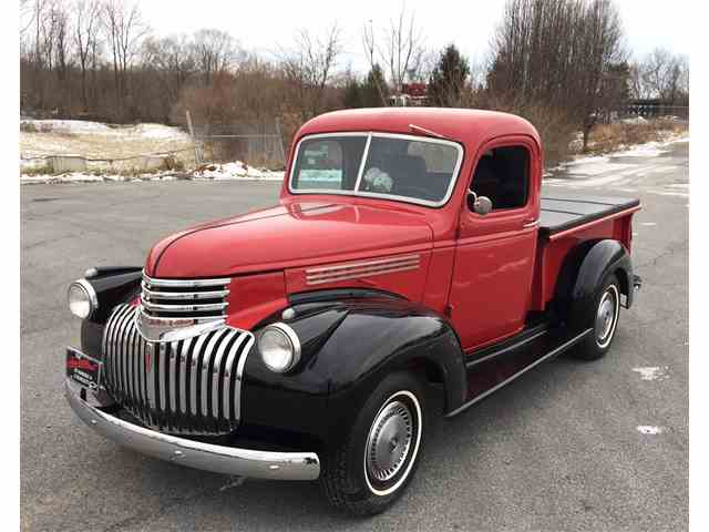 1946 chevrolet pickup for sale on. Black Bedroom Furniture Sets. Home Design Ideas