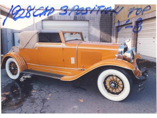 1928 Cadillac Waterhouse Body | 940044