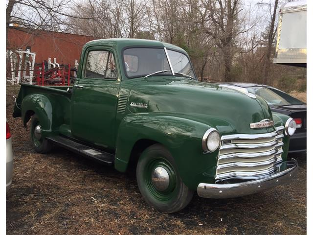 1952 Chevrolet 3100 | 940440