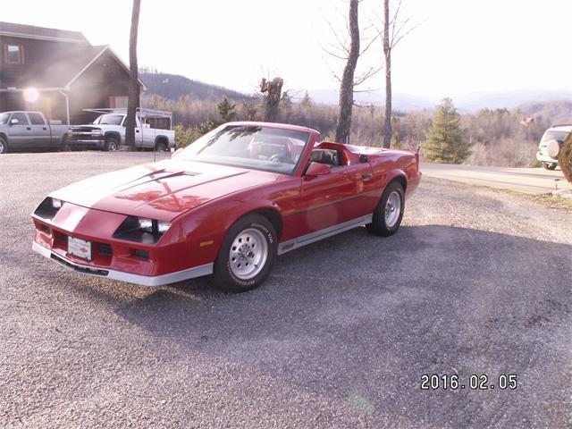 1984 Chevrolet Camaro Z28 | 940441