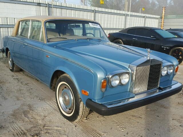 1976 ROLLS-ROYCE ALL MODELS   944410