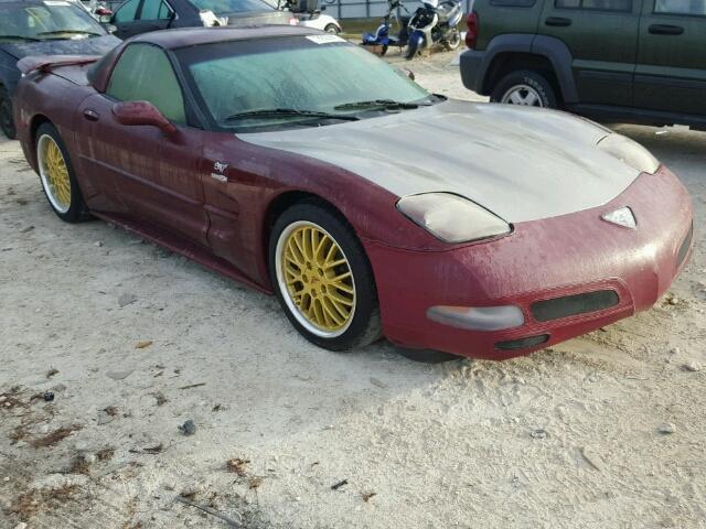 2003 Chevrolet Corvette | 944411