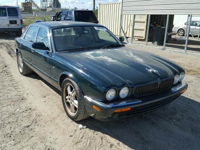 2002 Jaguar XJ | 944413