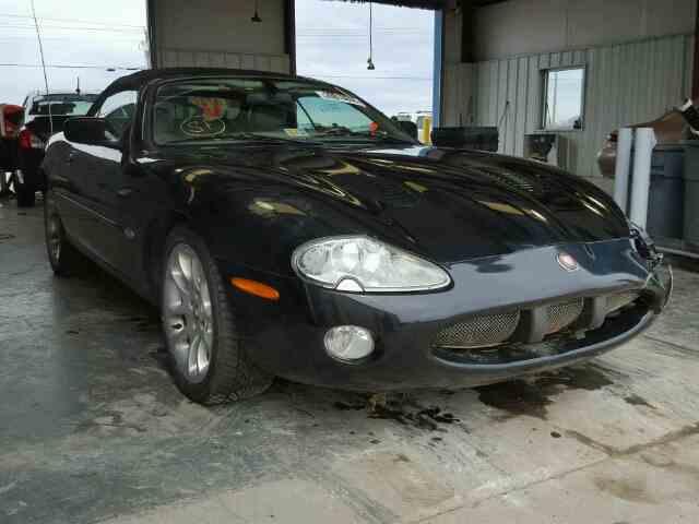2001 Jaguar XKR | 944421